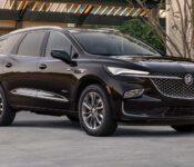 2022 Buick Enclave Avenir Refresh Exterior Colors
