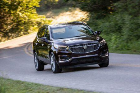 2022 Buick Enclave Redesign Avenir Awd