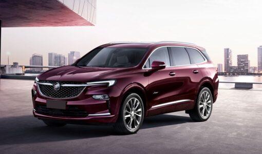 2022 Buick Enclave Release Date Colors