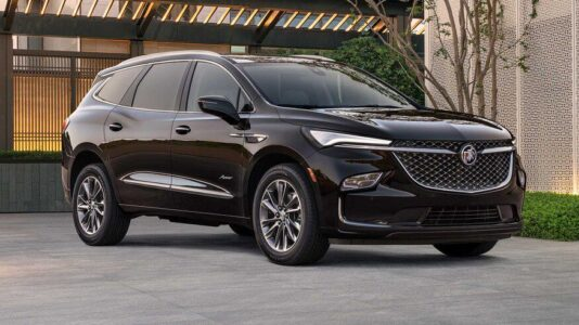 2022 Buick Enclave Review Photos Premium