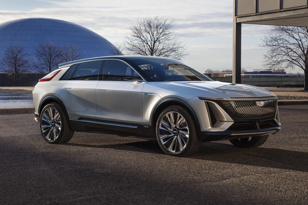 2022 Cadillac Lyriq Amaze Electric Suv
