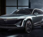 2022 Cadillac Lyriq Interior Ev