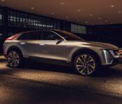2022 Cadillac Lyriq Photos Luxury Suv