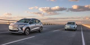 2022 Chevy Bolt Release Date Range