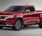 2022 Dodge Dakota Specs Rt Diesel Spy Photos Truck