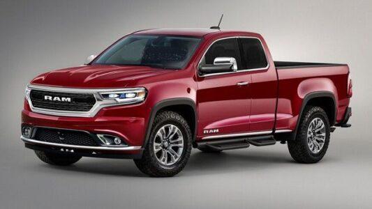 2022 Dodge Dakota Specs Rt Diesel Spy Photos Truck