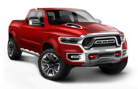 2022 Dodge Dakota Specs Trucks Quad Cab Pickup Truck