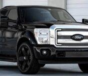 2022 Ford Excursion Interior Conversion