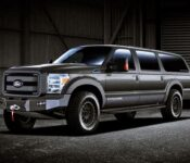 2022 Ford Excursion Length Concept
