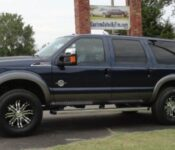 2022 Ford Excursion Spy Pictures Diesel Release Date