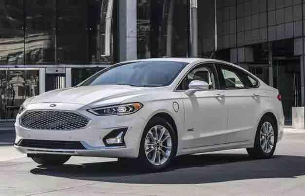 2022 Ford Fushion Wagon Hybrid Reviews