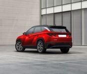 2022 Hyundai Tucson Interior Photos Interior Ev Sel