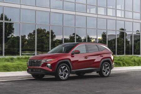 2022 Hyundai Tucson Release Date Pics Reveal Colors