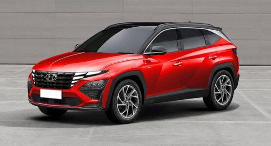 2022 Hyundai Tucson Reviews Specs Hybrid Brochure