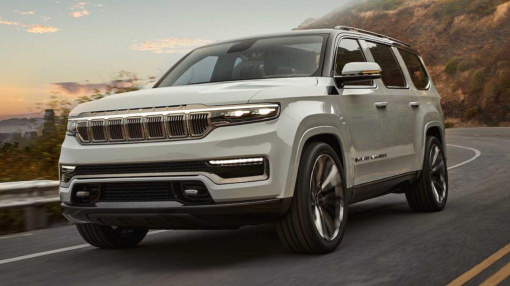2022 Jeep Wagoneer Interior Dimensions