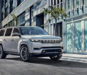 2022 Jeep Wagoneer Length Towing Capacity