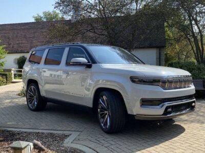2022 Jeep Wagoneer Specs