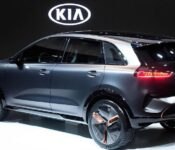 2022 Kia Niro Hybrid Ev