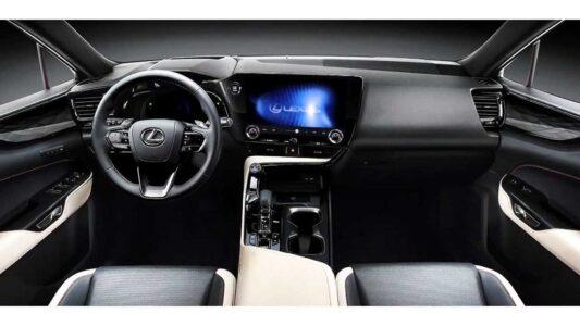 2022 Lexus Nx 300 300h Leak Redesign