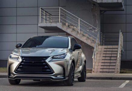 2022 Lexus Nx Specs Spied Phev Review