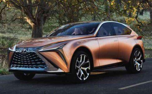 2022 Lexus Ux Hybrid 300 Redesign