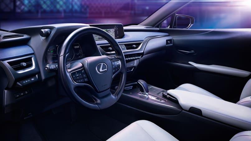 2022 Lexus Ux Interior Price