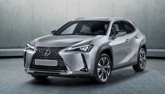 2022 Lexus Ux Phev Pics Plug In Hybrid