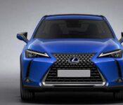2022 Lexus Ux Plug In Hybrid 300 F Sport