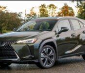 2022 Lexus Ux Redesign 300 Sport