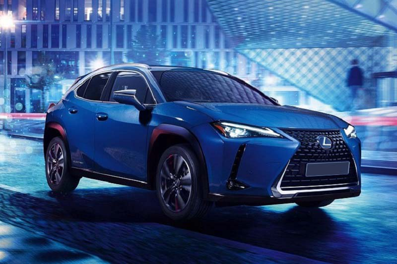 2022 Lexus Ux Review Pictures