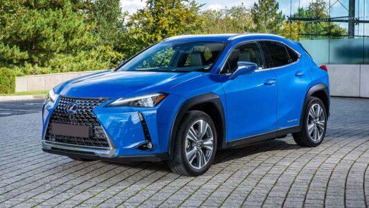 2022 Lexus Ux Specs Spied Release Date