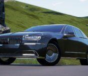2022 Lincoln Town Car Limousine Sales Pics