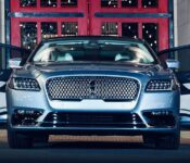 2022 Lincoln Town Car New Redesign