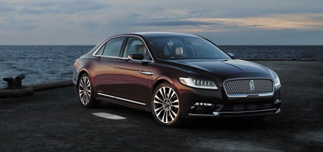 2022 Lincoln Town Car Release Date Suv