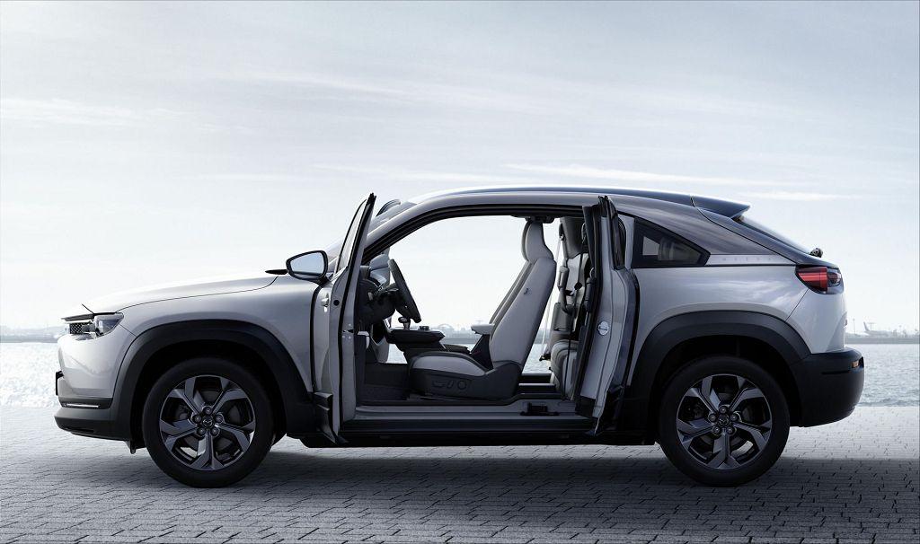 2022 Mazda Mx 30 Preferred Package