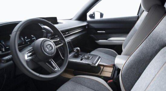 2022 Mazda Mx 30 Turbo 0 60