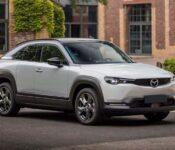 2022 Mazda Mx 30 Turbo