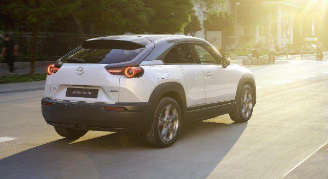 2022 Mazda Mx 30 Turbo Review