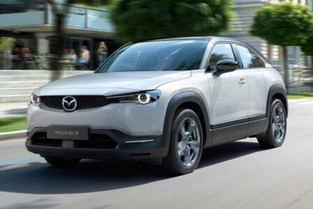 2022 Mazda Mx 30 Youtube Hybrid