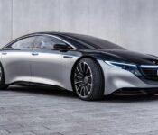 2022 Mercedes Benz Eqs Eqc Interior