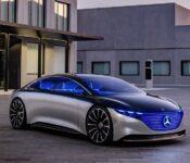 2022 Mercedes Benz Eqs Luxury Ev Sedan