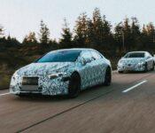 2022 Mercedes Benz Eqs The Electric Car