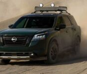 2022 Nissan Pathfinder Cost Mpg Test Drive Off Road