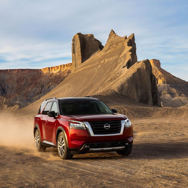 2022 Nissan Pathfinder Length Photos Pictures