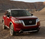 2022 Nissan Pathfinder Price Pricing Colors