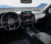 2022 Nissan Pathfinder Review Interior Spy Pictures