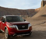 2022 Nissan Pathfinder Specs Seating Pictures Platinum
