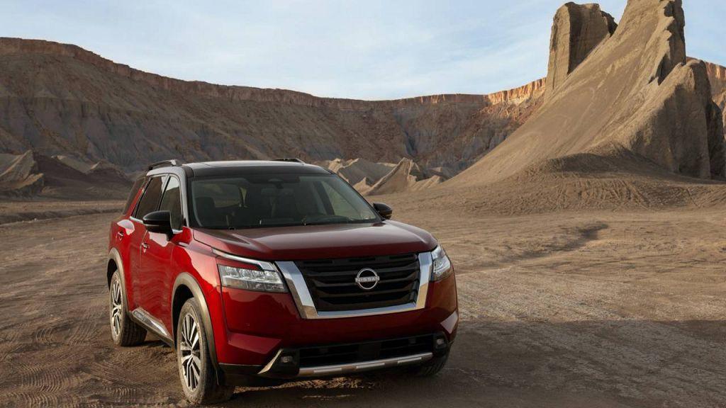 2022 Nissan Pathfinder Specs Seating Pictures Platinum