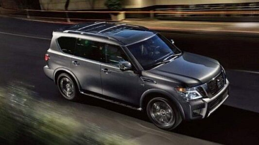 2022 Nissan Patrol Nismo Vehicle Usa