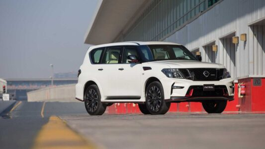 2022 Nissan Patrol Redesign New Pictures